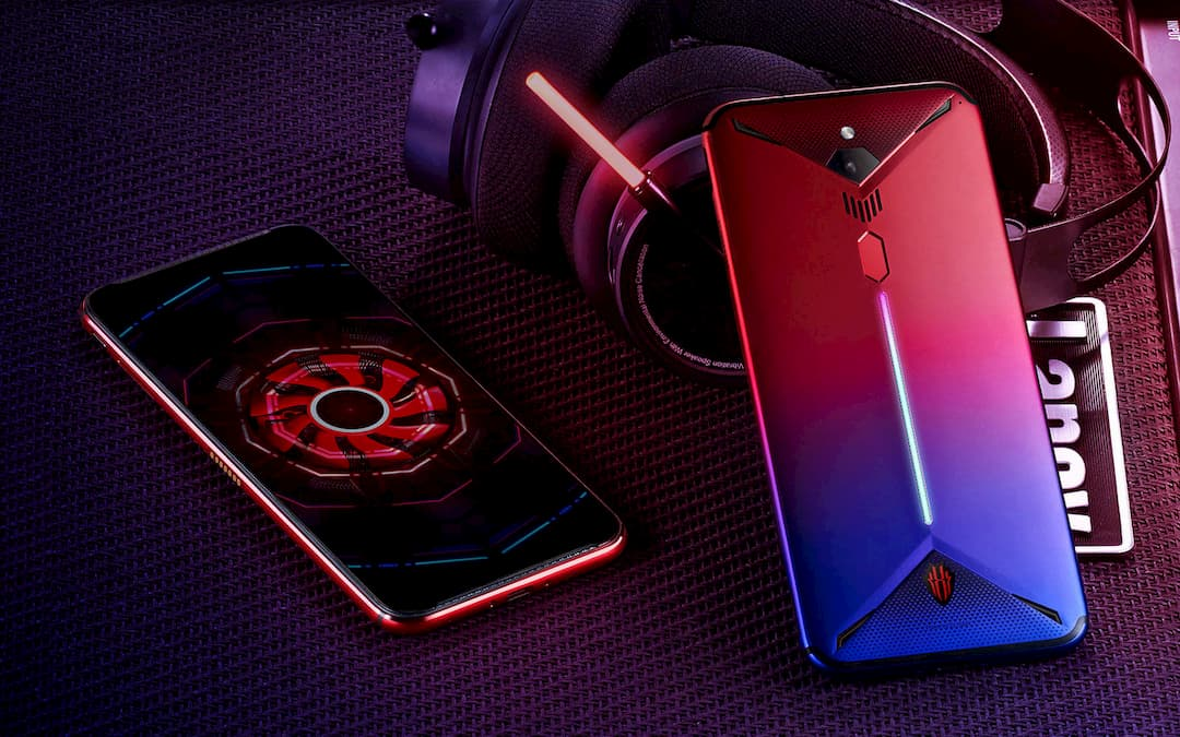Nubia Red Magic 3 - camera