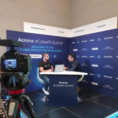 Acronis CyberFit Summit 8