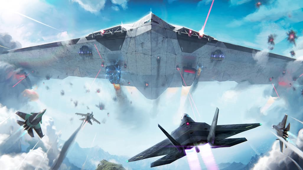 Modern Warplanes: Sky fighters PvP Jet Warfare